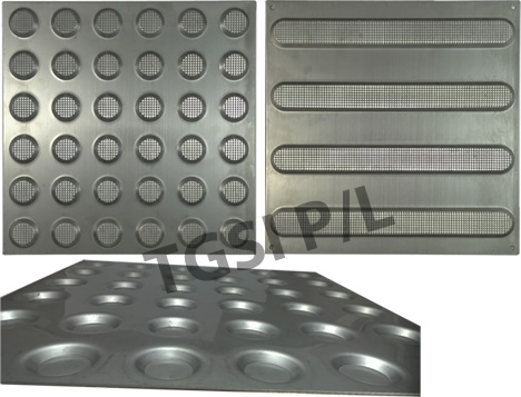 Tactile Indicator Tile Supplier Australia Wide Supply